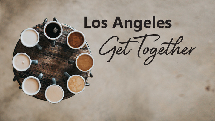 Small Group Get Together-South Los Angeles logo image