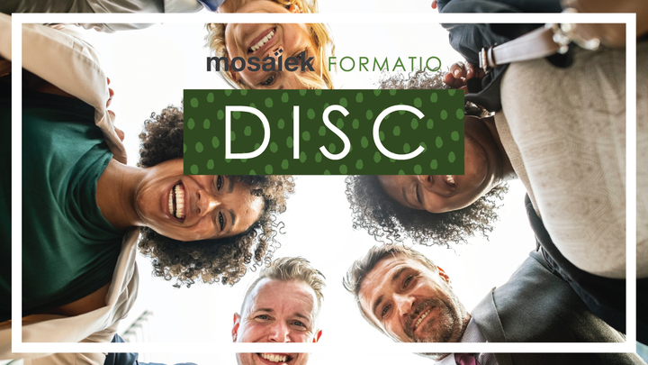 DISC saam met Wilma Geyser logo image