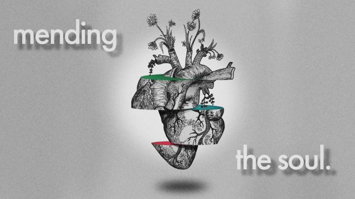 Mending the Soul logo image