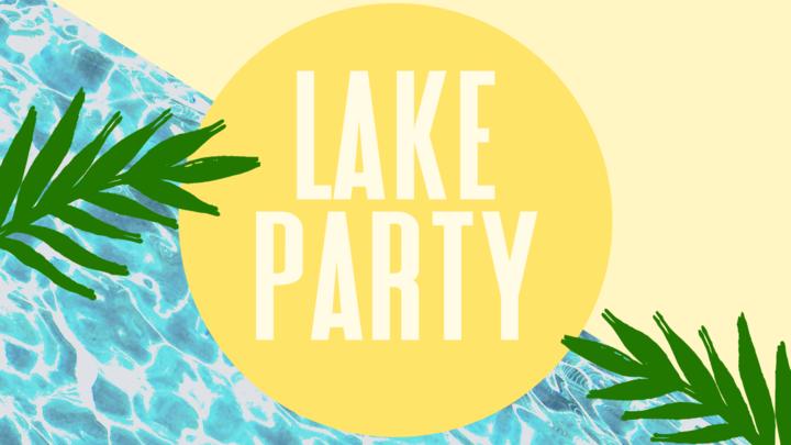 LAKE PARTY logo image
