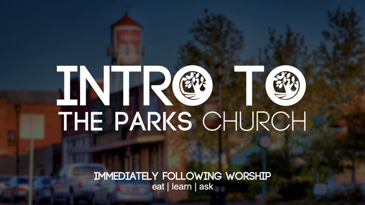 Intro to The Parks logo image