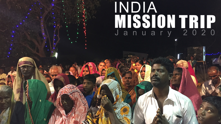 India Mission Trip logo image