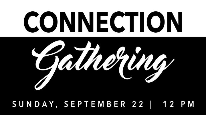 Connection Gathering logo image
