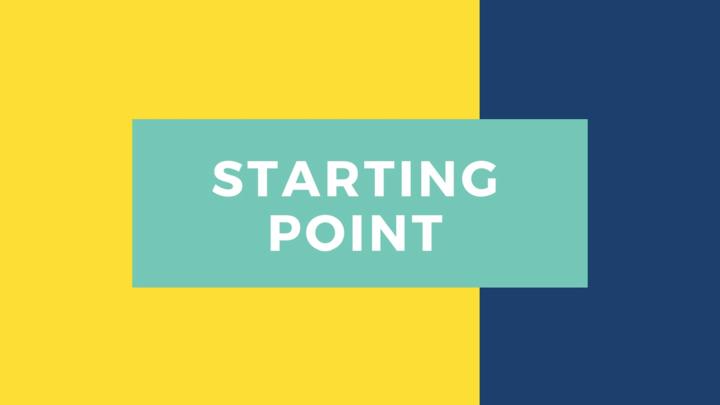 Starting Point | September logo image