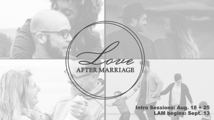Love After Marriage Intro Session logo image