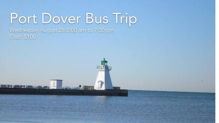 Port Dover Bus Trip logo image