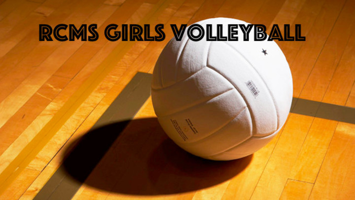 RCMS Girls Volleyball Registration Fee 2019-2020 logo image