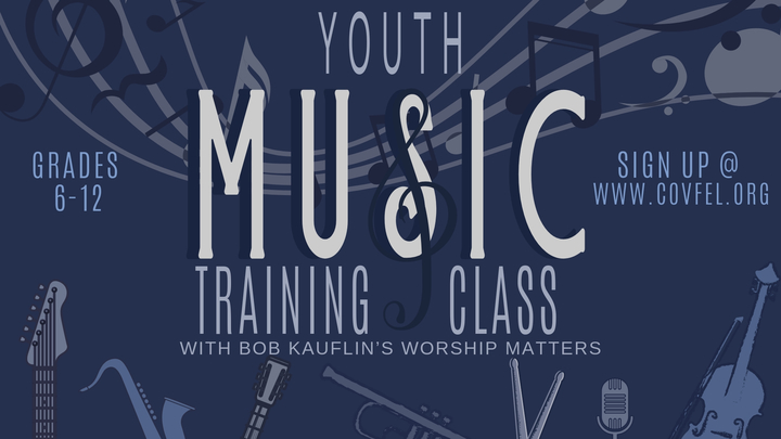 Youth Music Discipleship  logo image