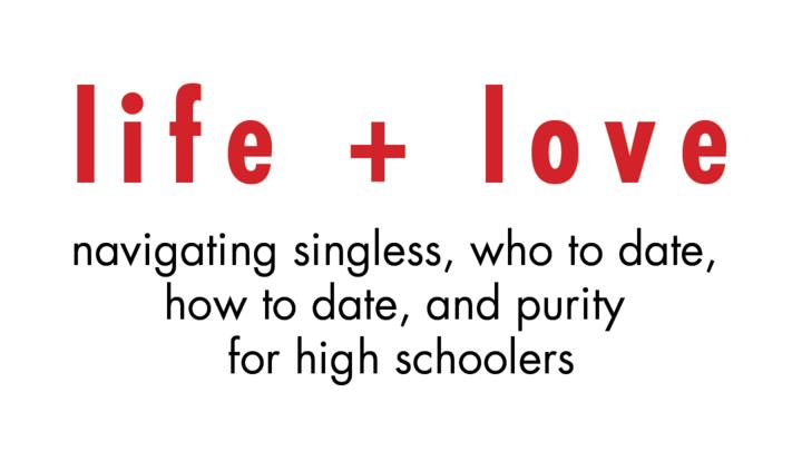 High School Discipleship Class: Life + Love logo image
