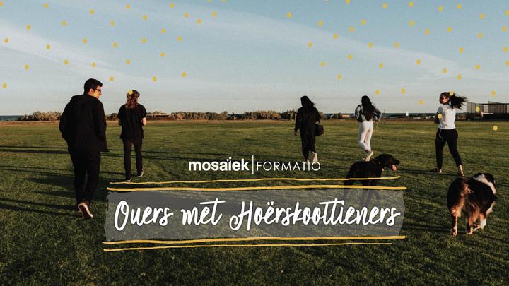 Ouers met Hoerskool Tieners logo image