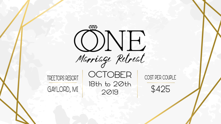 Rock Solid Marriage Retreat: One logo image