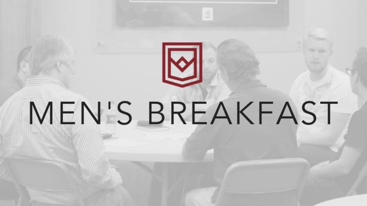 Men's Breakfast - September 14, 2019 logo image