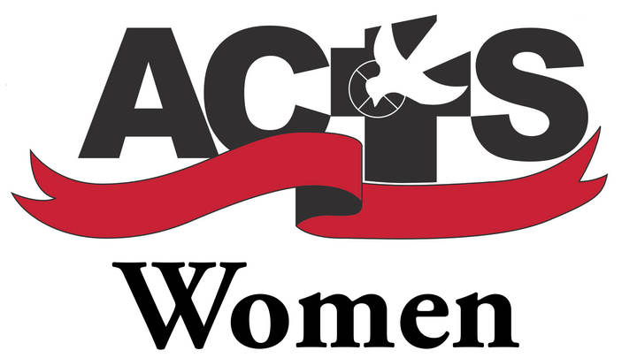 Women's ACTS Retreat 2020 logo image