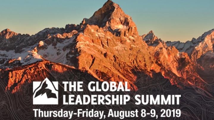Global Leadership Summit 2019 logo image