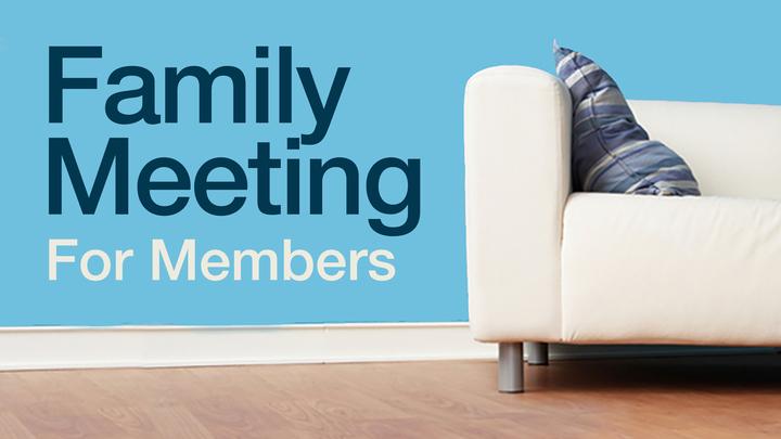 Family Meeting logo image