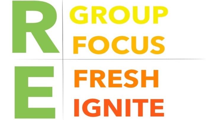 RE Community Group Workshop logo image
