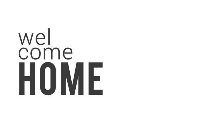 Welcome Home logo image