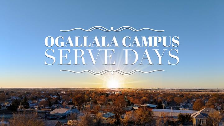 Global Trip: Ogallala Serve Days logo image