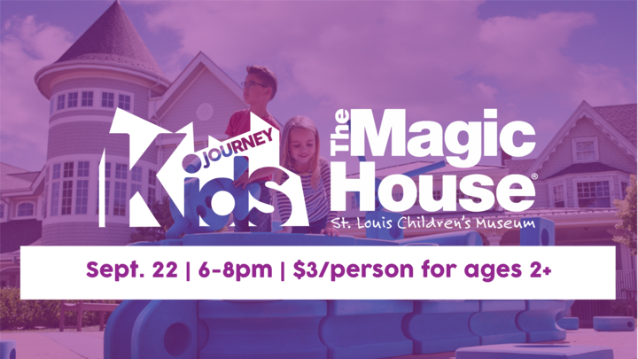 Journey Kids @ The Magic House logo image