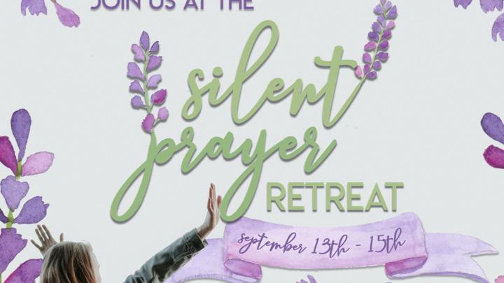 Women's Silent Prayer Retreat logo image