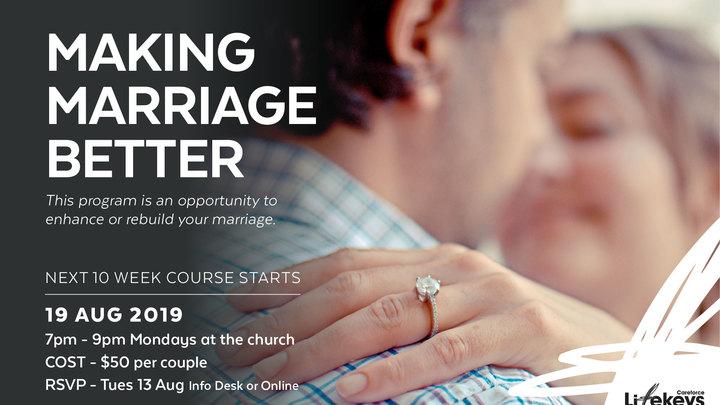 Making Marriage Better logo image