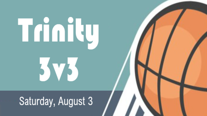 2019 3v3 Basketball Tournament logo image