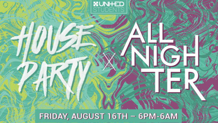 UNITED Students All-Nighter logo image