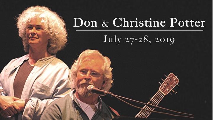 Don and Christine Potter logo image