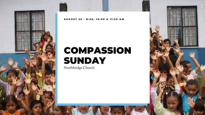 Compassion Sunday logo image