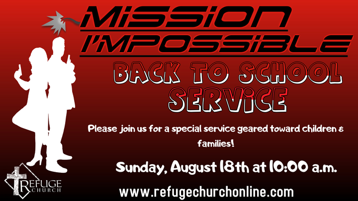 Back to School Service! logo image