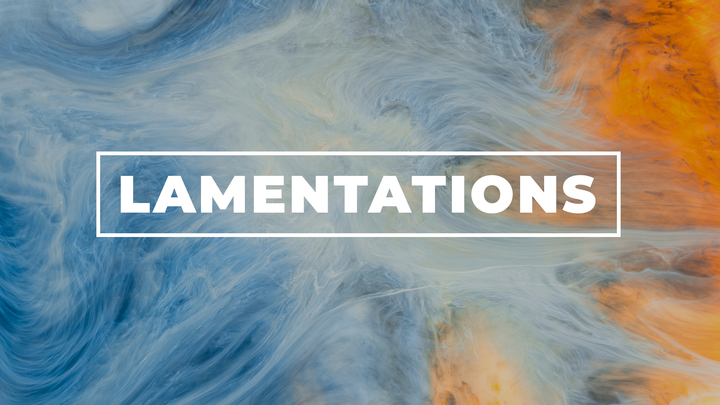 Women's Ministry Tuesday Evening Study | Lessons From Lamentations logo image