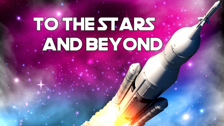 VBS 2019 - To the Stars and Beyond logo image