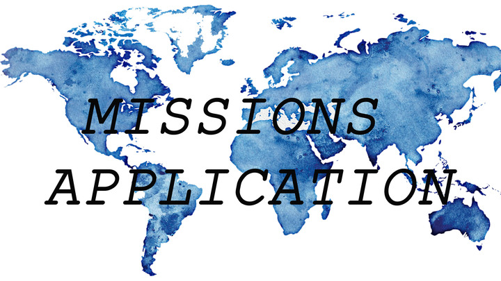 Missions/ Anchored International Relief Application logo image