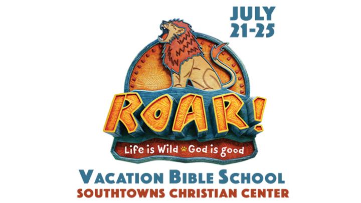 VBS ROAR K-5th Grades logo image