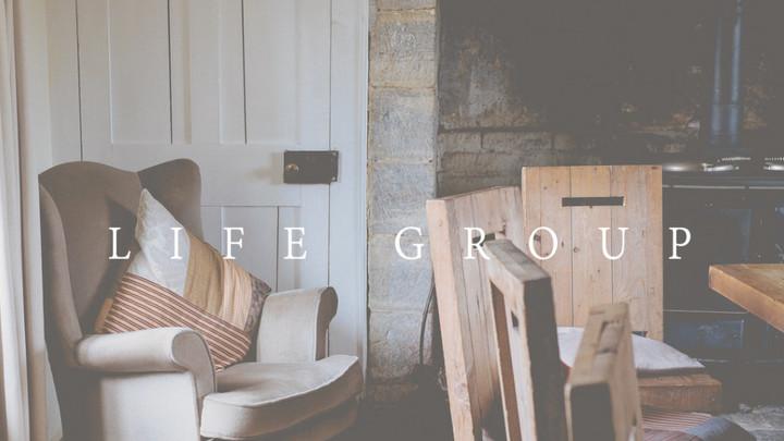 Life Group Leader Training logo image