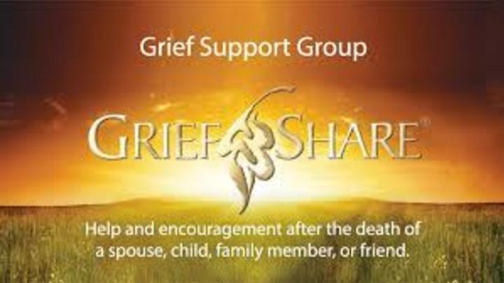 Grief Share - 13 week Journey logo image