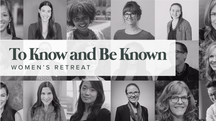 HR l Women's Retreat - To Know and Be Known logo image