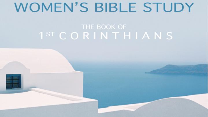 Fall 2019 Women's Bible Study logo image