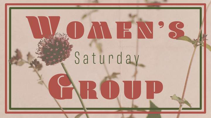 Women's Growth Group - Galatians logo image