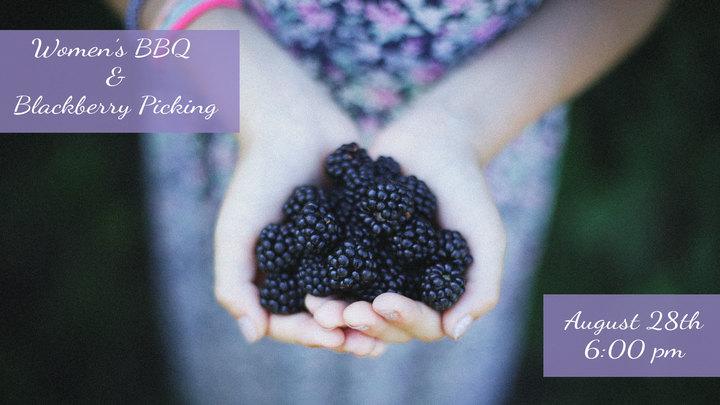 Women's BBQ and Blackberry Picking logo image