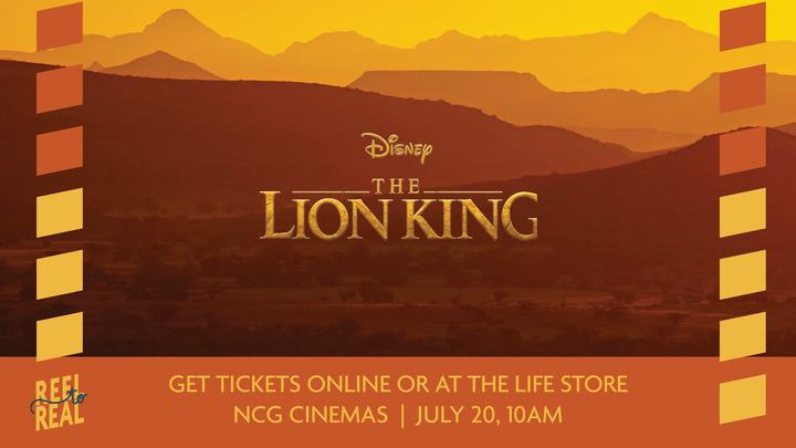 The Lion King at NCG Cinemas logo image