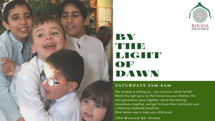 By The Light of Dawn logo image