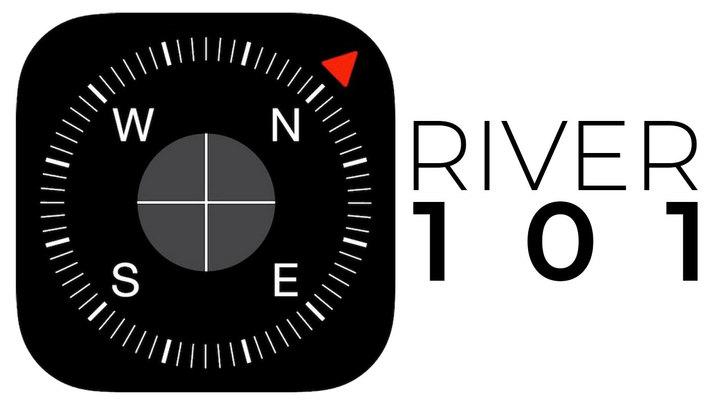 River 101 logo image