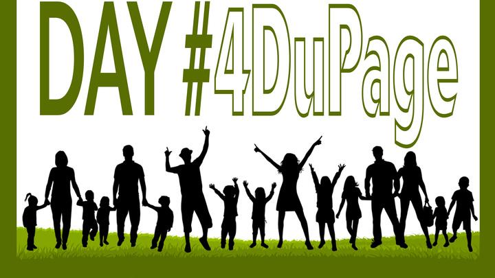 Day #4DuPage logo image