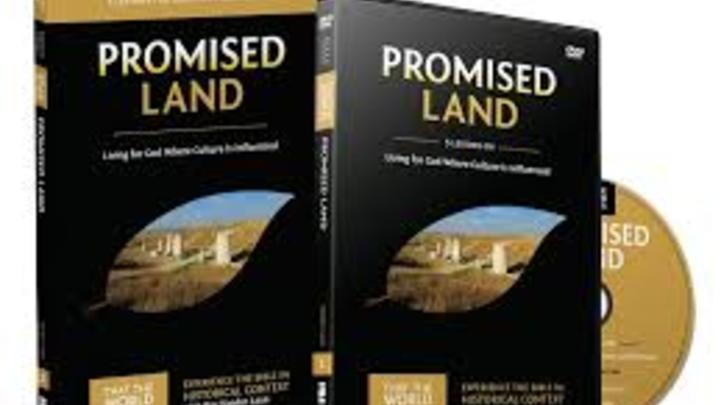 Promised Land Study logo image