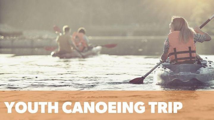 Youth Canoeing Trip logo image