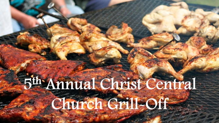 CCC Annual Grill-Off logo image