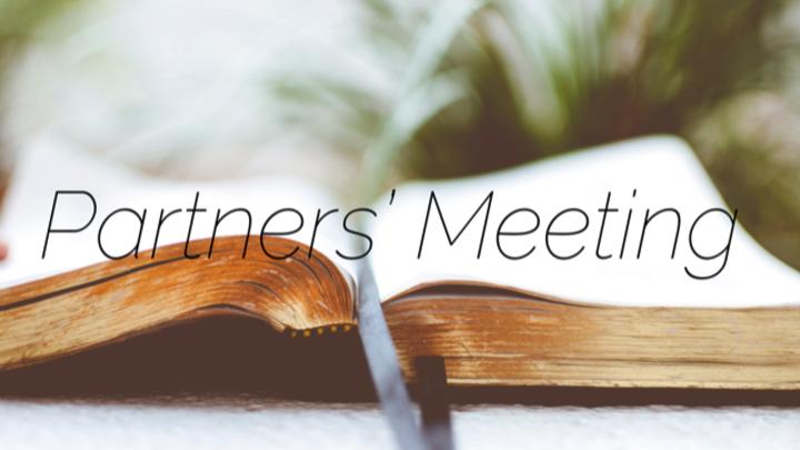 Partners' Meeting logo image