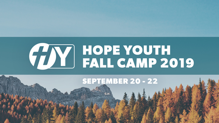 HY FALL CAMP logo image