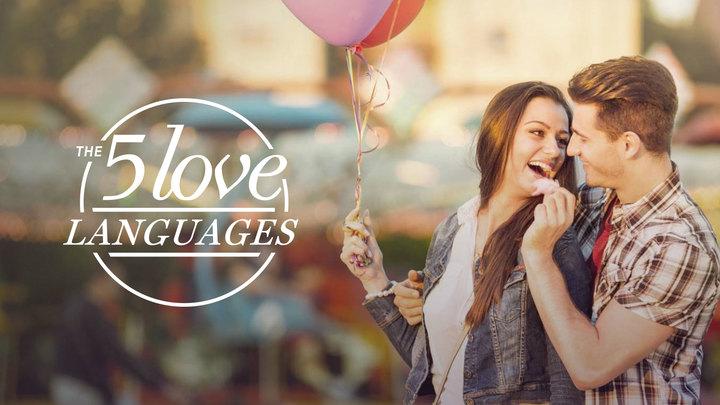 5 Love Languages logo image